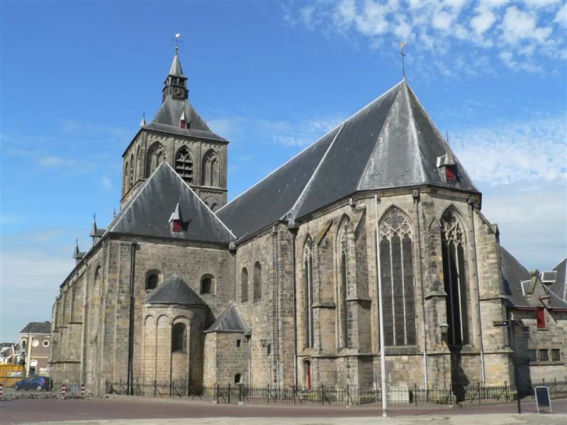 St. Plechelmus basiliek Oldenzaal